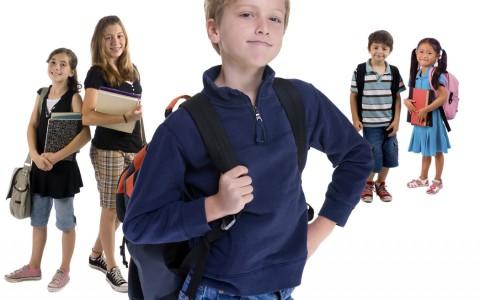 Grupo de estudio/actividades diarias (niños)